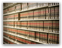Camden County Workers Comp Lawyer Bookshelf Image - Law Offices of Doner & Castro, P.C.