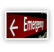 Burlington County Emergency Room Work Injuries Image - Law Offices of Doner & Castro, P.C.