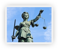 Camden County Workers Comp Lawyer, Justice Image - Law Offices of Doner & Castro, P.C.